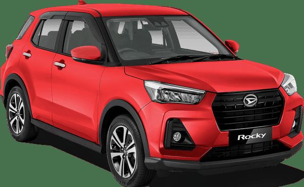 Daihatsu Rocky Gunakan Mesin 1000 cc Dengan Teknologi Turbocharger